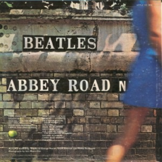 abbey road album cover wallpaper. I posted about this album back